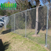 Privacy Slats Chain Link Fence pour résidentiel