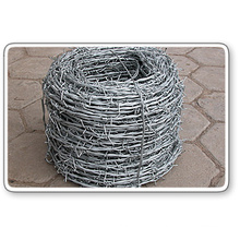 Hot Dipped Galvanized Electro Welded Iron Barbed Wire