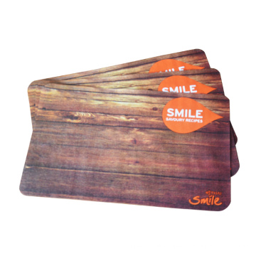 estera de mesa de papel antideslizante para aerolíneas