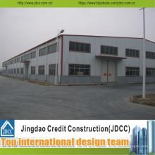 Ce Low Cost Steel Factory Almacén