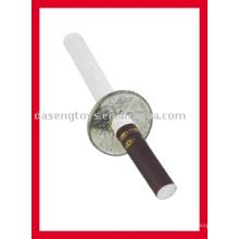 cigarette penetrate coin