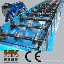 Metallwand, die Maschine herstellt