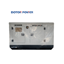 Портативный дизельный генератор мощностью 25 кВА 20 кВт