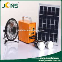 6w Solar panel Power System for Portable Home Use