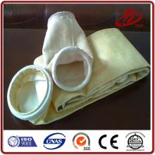 P84 plisado gran polvo recogiendo la abrazadera de la bolsa de filtro de la banda de presión