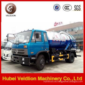 10000L Vacío camión de succión de aguas residuales de China fabricante
