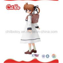 Lovely Little Girl Plastic Toy (CB-PF027-S)