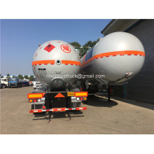 European brand liquefied petroleum gas tanker Semi Trailer