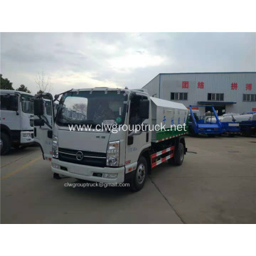 KAMA 110hp sealed garbage truck
