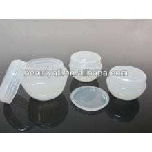 Le plus petit conteneur PP vide pour l'emballage cosmétique