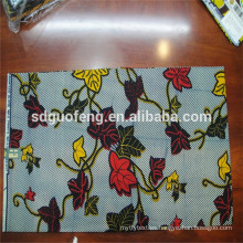 Hot selling popular african wax printed fabric