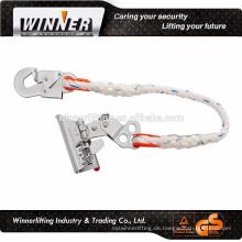 Absturzsicherung Hochfestem Gurtband Seil-Verbindungsmittel