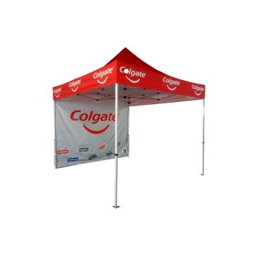 Strong pop up advertising trade show outdoor sun shade tent frame aluminum tent frame