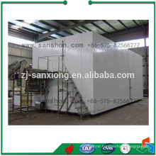 Industrial Fluidized Quick Freezer Machine