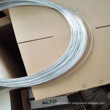 Electro galvanized hanger wire