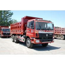 2018 modelo 6 * 4 Foton Auman camión volquete / Foton camión volquete / Foton camión volquete / Foton camión volquete / Foton camión de transporte pesado