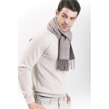 Brcmc-100%кашемир шарф классический сетка Господа