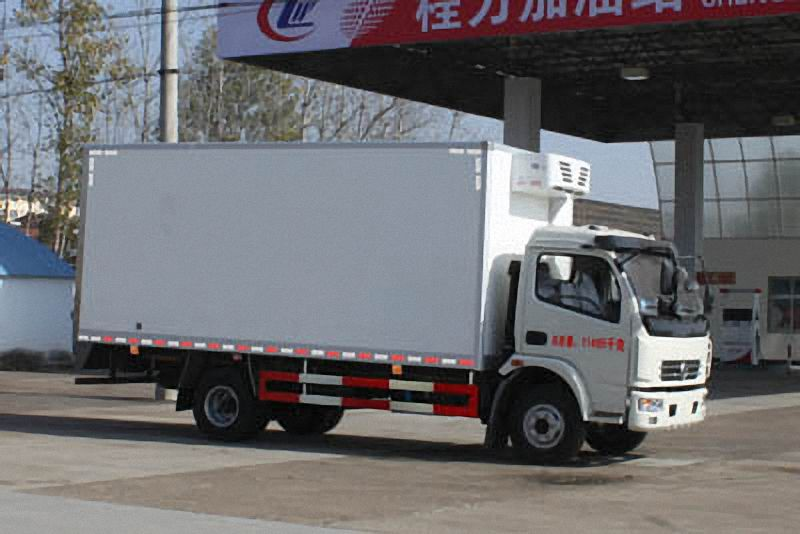 Refrigerated Truck 47