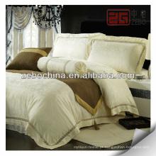 Lenços decorativos bonitos da cama por atacado e corredores