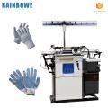 Nouveau design bonne qualité RB-305 machine à tricoter de gant de coton