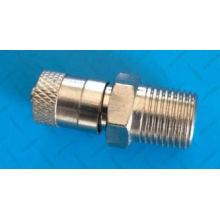 """Высокое качество 1/8""""-27 Nps клапан Schrader для воздушных резервуаров и клапан насоса"""