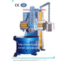 Китай Вертикальный токарный станок для токарных станков для продажи по лучшей цене на складе, предлагаемый крупным вертикальным турельным токарным производством