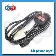 220V UK Fuse Power Cord for Dryer Machine