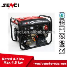 Generador de Unidad de Generación de Aprobación CE de Electricidad Única