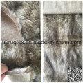 Imitación de piel sintética de lana para Lady Coat Warm Winter Jacke