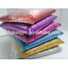 2016 new product christmas polyester bulk glitter 1 kg for holidays party mask
