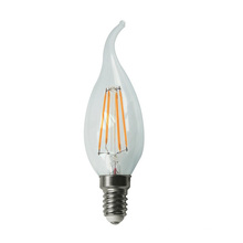 LED Filament Light C30L-Cog 4W 470lm E14 4PCS Filament