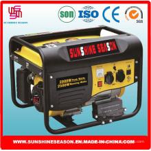 2.5kw gerando conjunto para abastecimento doméstico com CE (SP3000E1)
