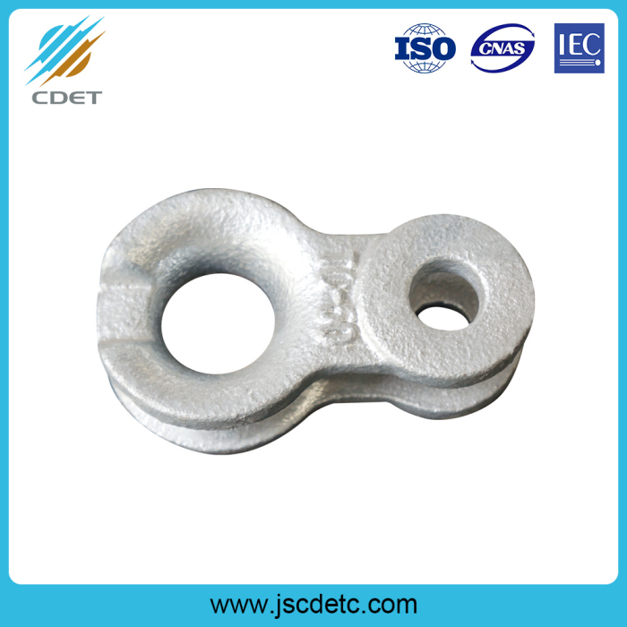 Thimble Clevis for Preformed Dead End Tension Clamp