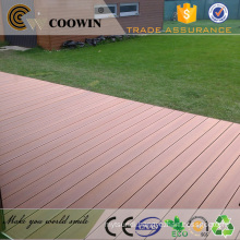 Waterproof and Sun- proof WPC Wood Plastic Decking