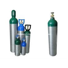 Cilindro de gás de alumínio