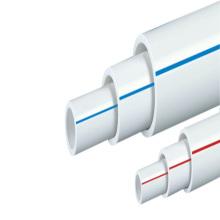 Tuberías de PVC y PE para drenaje de tubería de plástico