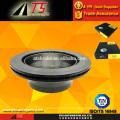 OEM 55038 rotor de freio de disco de freio traseiro fabricante freio de disco de alto desempenho 15704667 para GM