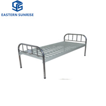Bedroom Furniture Home Furniture Cheap Hospital Metal Deck Bed