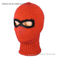 Hand Knit Mask Hat, Ski Mask, Balaclava Masks, Superhero Mask