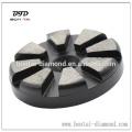 Herramientas de pulido de diamante de metal redondo de 3 pulgadas