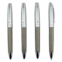 Metallgeflecht Firmengeschenk Stift mit Logo