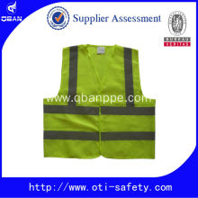 EN20471 vest with high light reflective tape