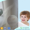 Hydrophilic/ hydrophobic Non woven fabric for diaper