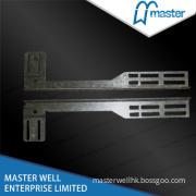 Flag Bracket/Bracket of Flag Frame, Garage Door Hardware/Accessories/Parts, Sandwich Wall Panel, Composite Wall Panel