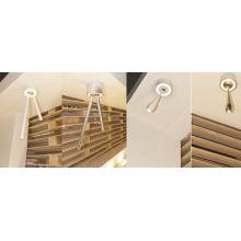 Diseño simple Decor Lámparas de techo de aluminio (6104C)