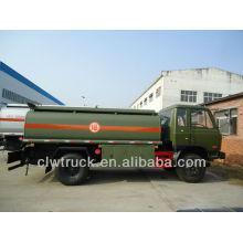 Petroleiro químico do óleo de Dongfeng 145, 8-10 M3 petroleiro para a venda
