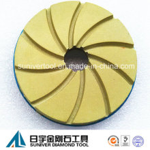 400# Snail Lock Edge Grinding Wheel