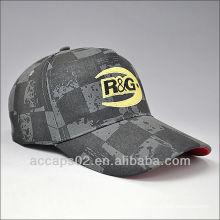 Gorra de béisbol fresca de alta calidad con logotipo personalizado