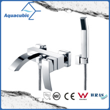 Robinet de baignoire de salle de bain à une poignée (AF6018-2A)