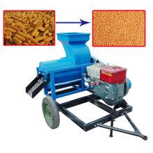 Debulhador de milho para a África